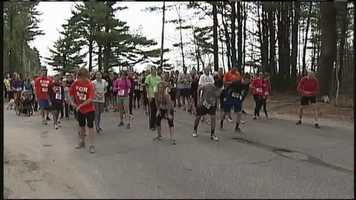 May 2: St. Mary's Health System Commit to Get Fit Challenge Walk and Run.