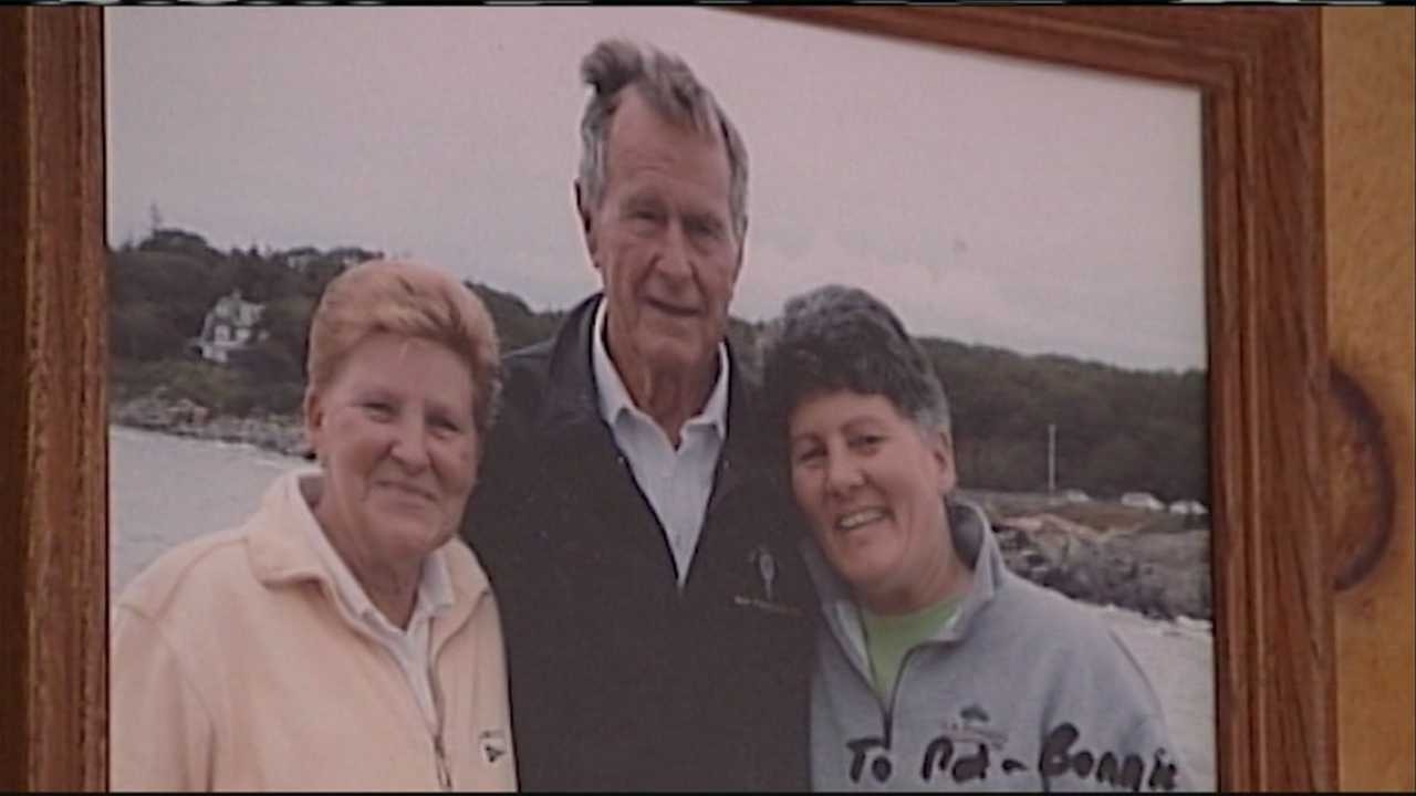 Former President George H. W. Bush is doing well in a Houston hospital and the family expects he will be released within a day or two, a close family friend told WMTW News 8.