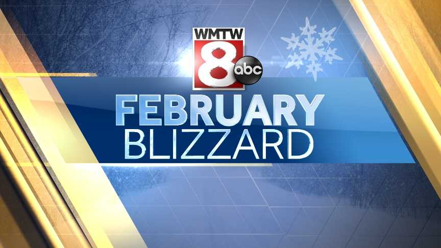 As another blizzard barrels toward Maine, click through to check out what you need to know about this powerful storm.