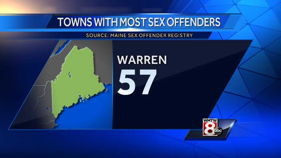 Note: The Maine State Prison is located in Warren.