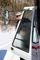 Current Snowcat Operator, Slim Bryant.