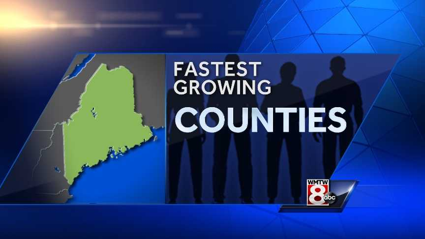 New Census data takes a look at the Maine counties that gained and lost residents from 2013 to 2014. Take a look at the county-by-county breakdown of the numbers. Counties are listed in order of who lost the most to who gained the most population.