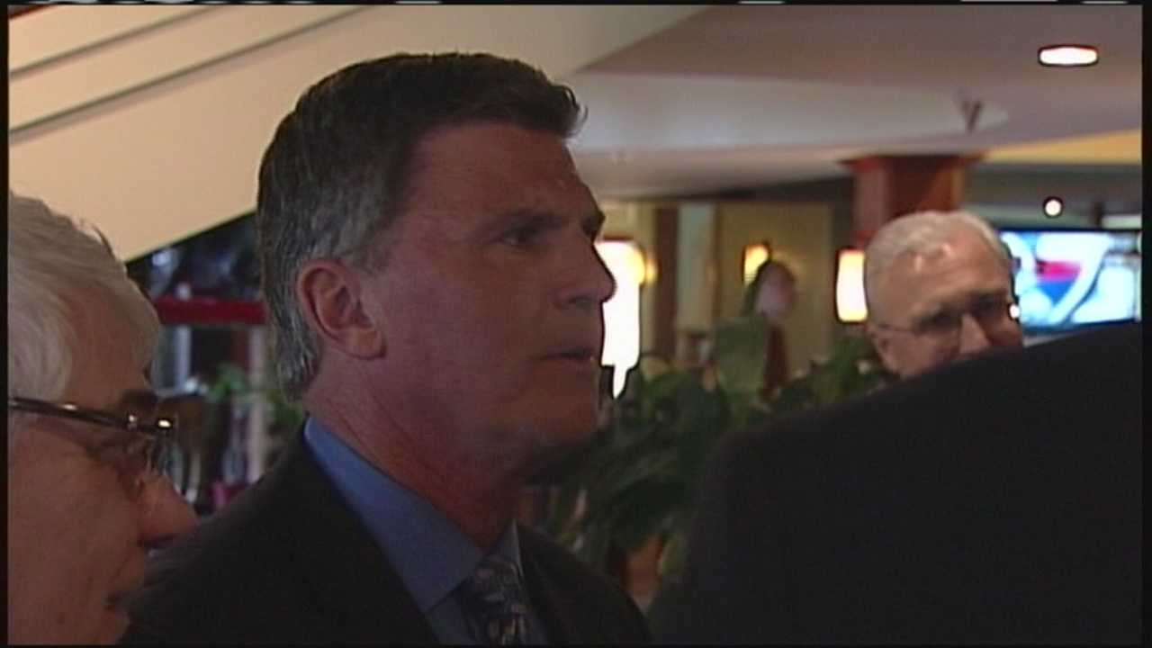 Fmr. Gov. Bob Ehrlich, R-Maryland, visited Republicans in York County for their annual spring fling.