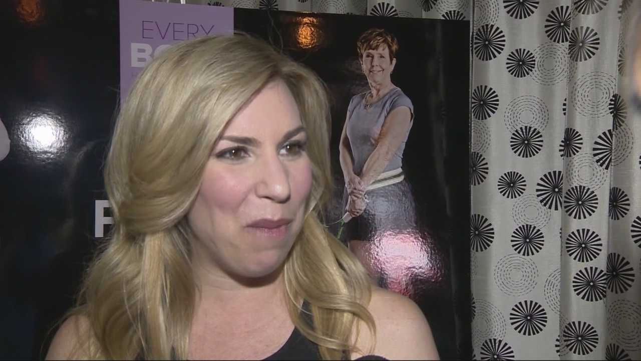After marking the second anniversary of the deadly blasts at the 2013 Boston Marathon this week, bombing survivor Heather Abbott launched her charitable foundation Sunday.