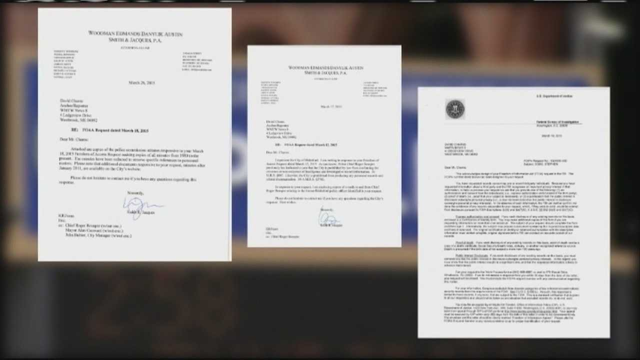 Documents obtained through public records requests by WMTW News 8 paint a better picture of the accusations made against former Biddeford police officer Stephen Dodd.