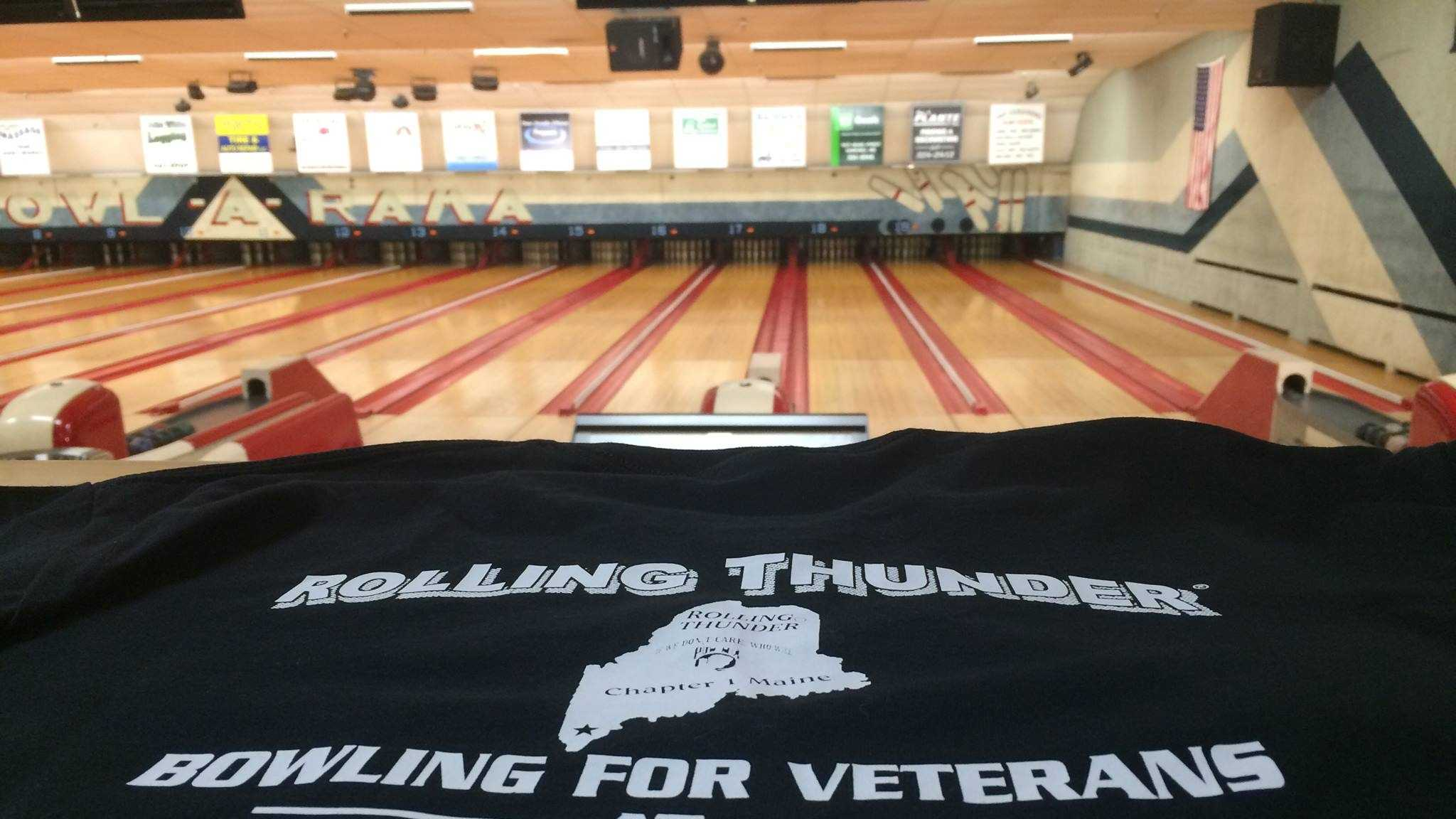 Event raises money for veterans charities throughout the state.