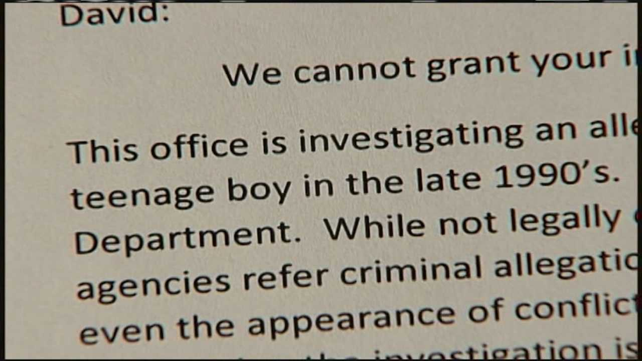In an email to WMTW's David Charns, the Maine Attorney General's Office confirmed it is investigating allegations of sexual assault at the hands of a former Biddeford police officer in the late 1990s.