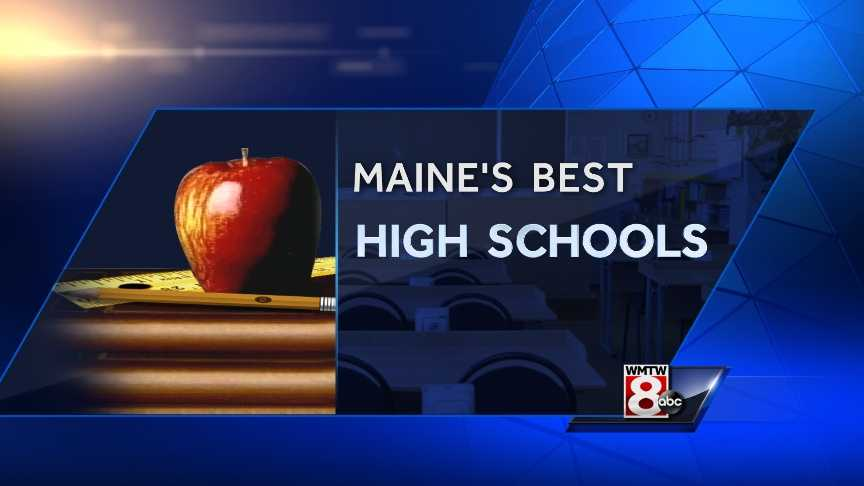 U.S. News & World Report has released its annual rankings of the top high schools across the country. Click through to see which ones were ranked the best in Maine.