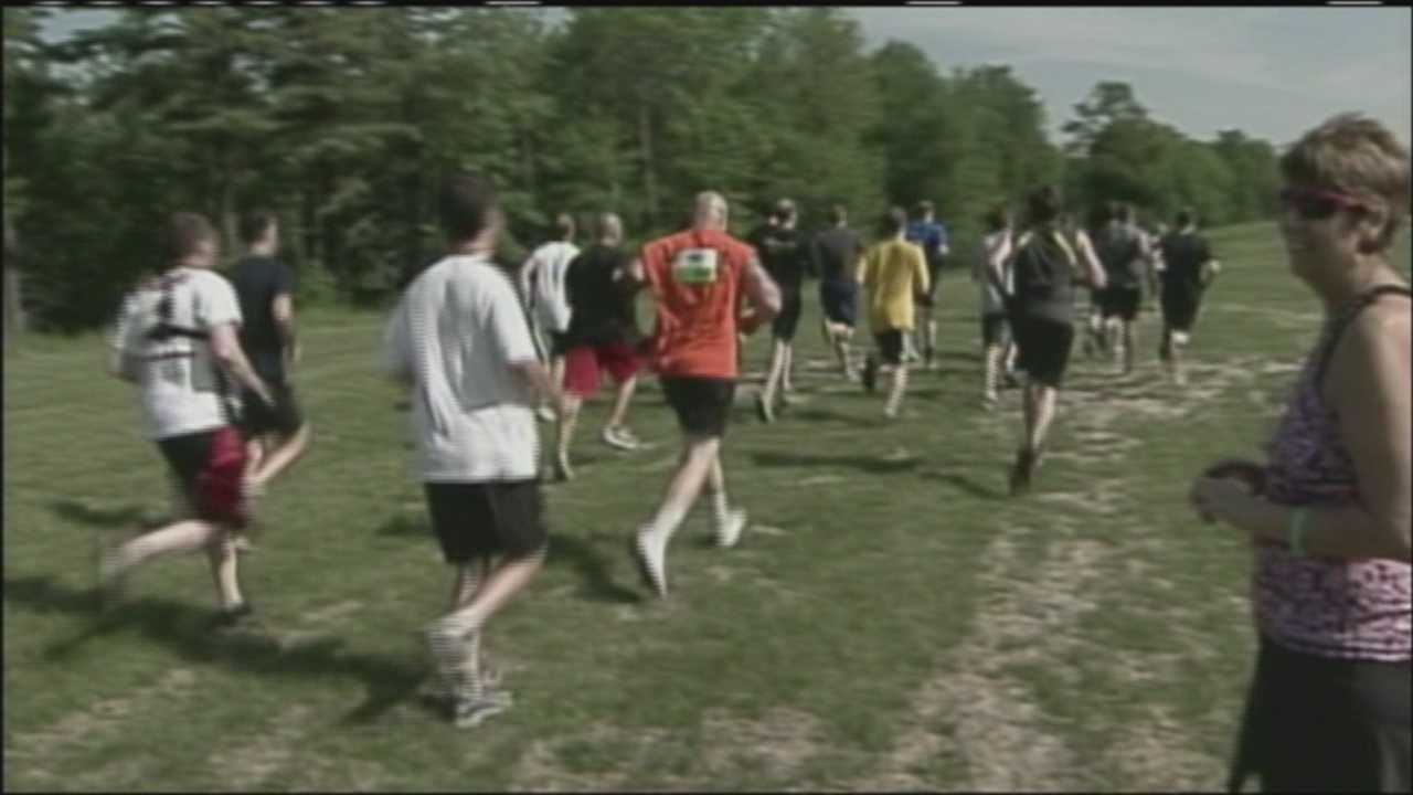 More than a thousand participants will get down and dirty at Pineland Farms in New Gloucester at the Dynamic Dirt Challenge presented by SheJams. News 8's Morgan Sturdivant talks with organizers of this event that benefits Easter Seals.