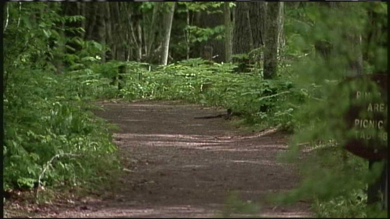 Mainers got outside on National Trails Day at Wolfe's Neck State Park.