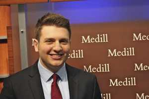 After graduating from BU, David received a master's degree in journalism from the Medill School at Northwestern University.