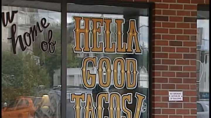 In this week's Morning Menu, WMTW News 8's Jim Keithley features Hella Good Tacos.