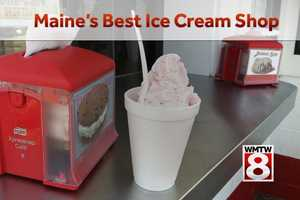 We asked and you answered. Ice cream is a summertime tradition in Maine, but who makes the best scoop? Check out the top suggestions from our Facebook fans.