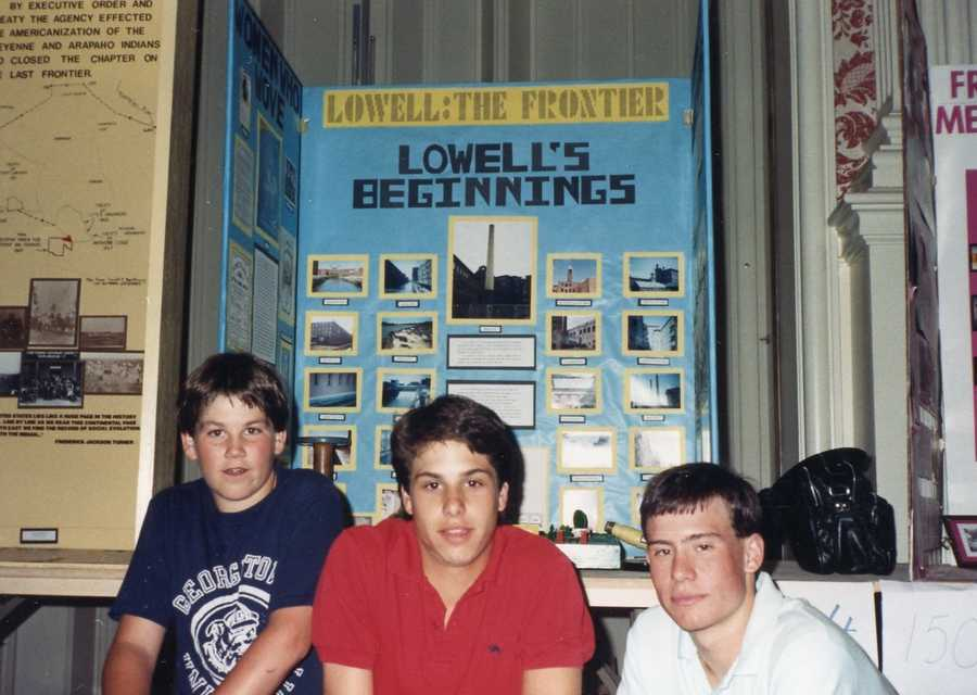 In junior high, Travis and his friends won Maine's History Day competition and competed in the nationals in Washington, D.C. If he wasn't a sportscaster, Travis would be a history professor.