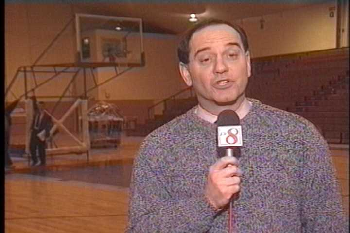 In high school Travis did a job-shadow at WMTW with the sports director at the time: Craig Pushard. Little did Travis know he would eventually hold thatpositionat the station.