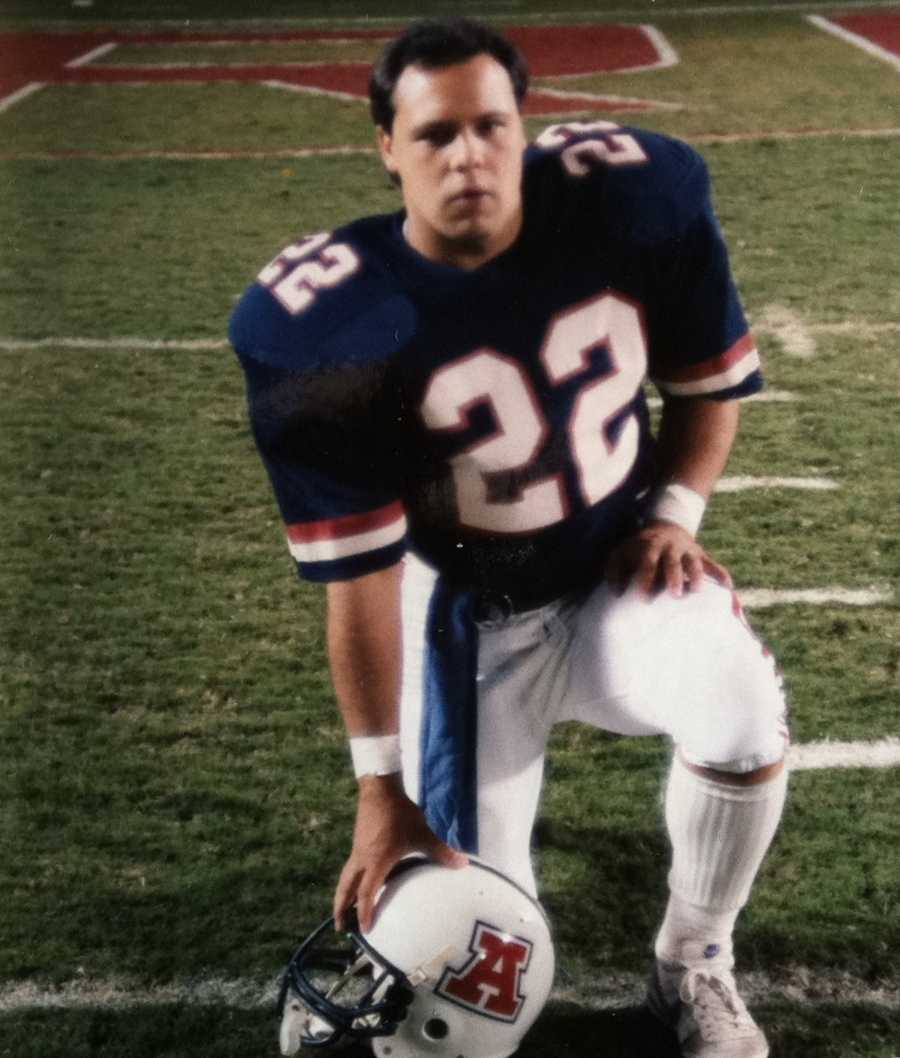 Norm graduated from the University of Arizona with a degree in Radio/Television. As a freshmen, he walked-on the 1985 football squad where he was on the scout team and went up against future NFL players Chuck Cecil and Byron Evans every day in practice.