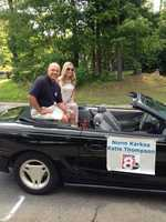 Norm has had the honor of riding in two of the state's greatest parades: the Yarmouth Clam Festival&#x3B;  and Moxie Festival.