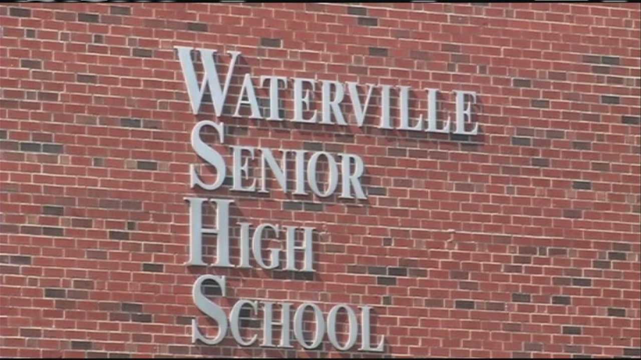 The principal of Waterville Senior High School has been suspended with pay while police and school officials investigate, according to the principal's lawyer.