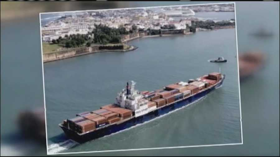Thursday Oct. 1: El Faro sends distress call at 7:30 a.m. that the ship has lost propulsion and was listing 15 degrees in the midst of Hurricane Joaquin.
