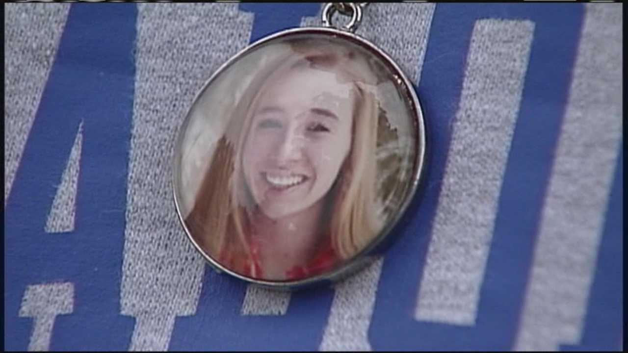 A kitchen at Hart-to-Hart farm is being built in honor of Cassidy Charette, 17. The Messalonskee High School junior was killed in a hayride crash on Oct. 11, 2014.