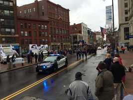 Portland parade