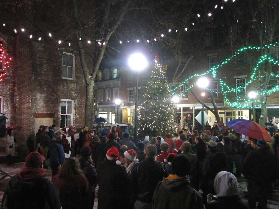Gardiner Days of Light is holding events from November 27-December 31. Click here for specific event details.