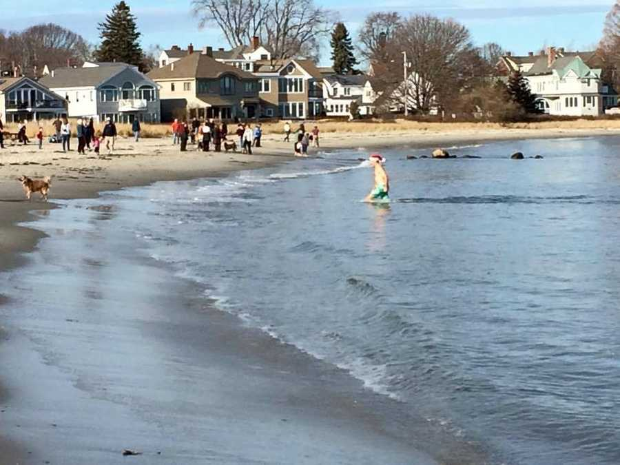 Willard Beach, South Portland