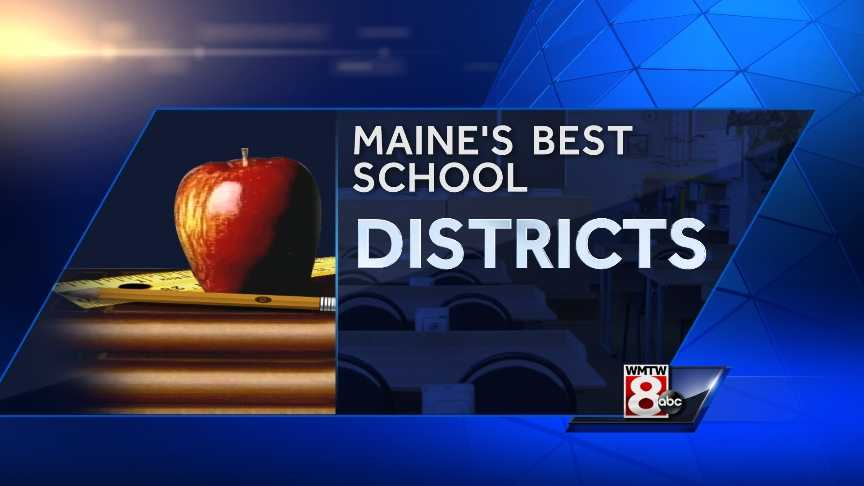 New data from Niche.com ranks the best public school districts in Maine. The rankings are based on academics, quality of teachers, school resources, the quality of student life, as well as student and parent reviews. Check out the top 25.