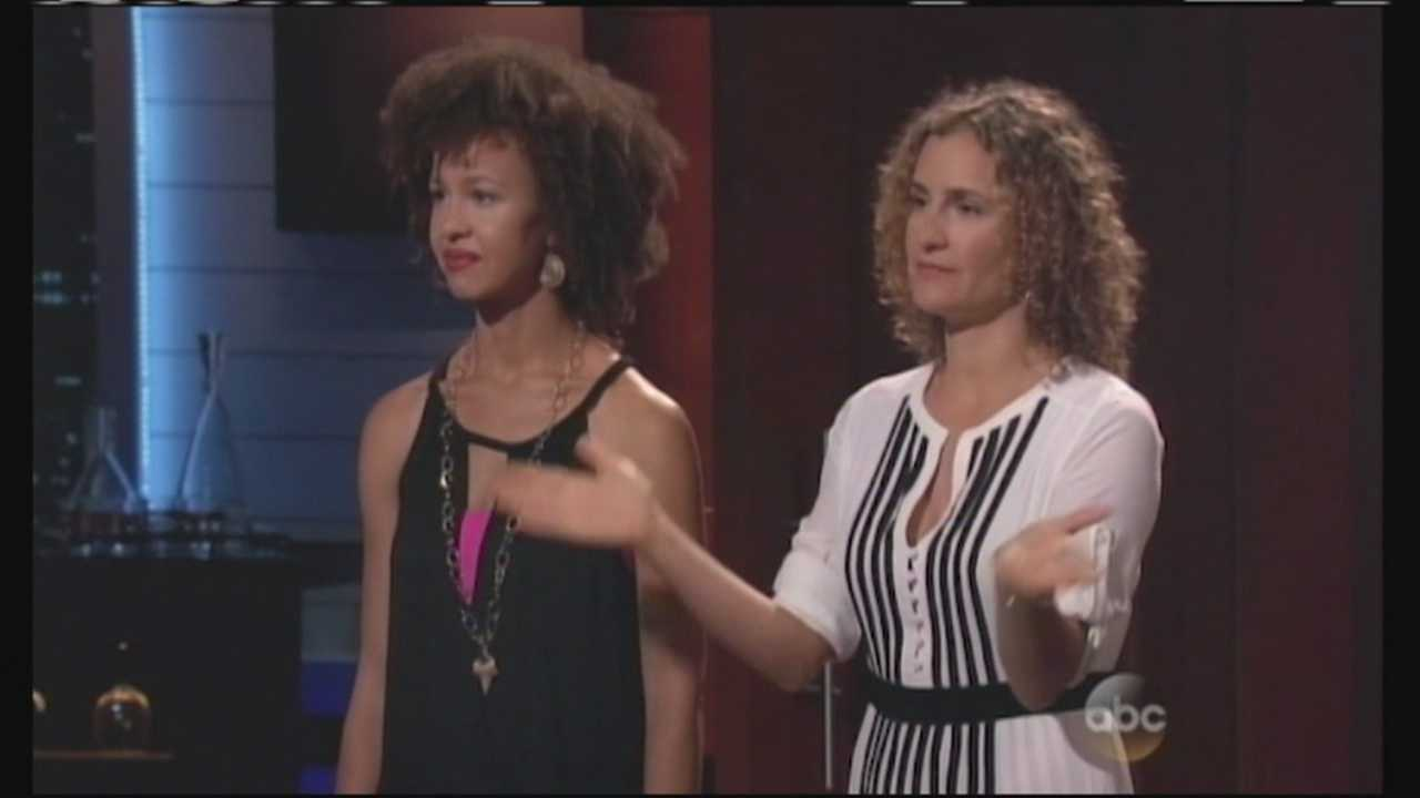 Entrepreneur Alanna York wooed 'Shark Tank' judges with her eco-friendly curl cream, Controlled Chaos.