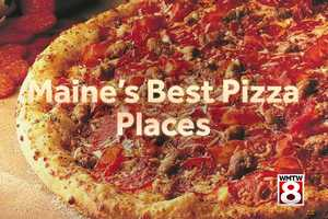 We asked and you answered. Check out some of the best pizza places in Maine, according to our Facebook fans.