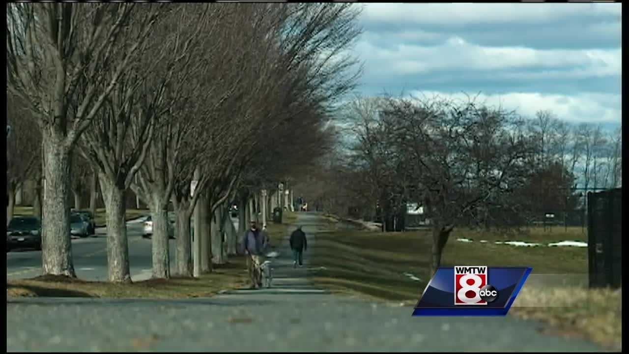 Where's winter? WMTW News 8's Morgan Sturdivant went out to ask people what they thought of the warmer temperatures.