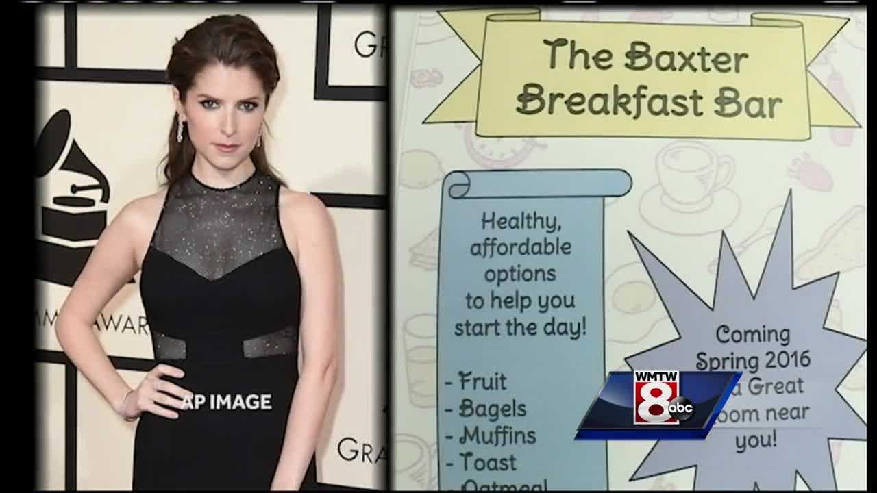 Seventy-four Maine classrooms had their wishes granted Thursday, thanks to Portland-native Anna Kendrick and an anonymous donor.