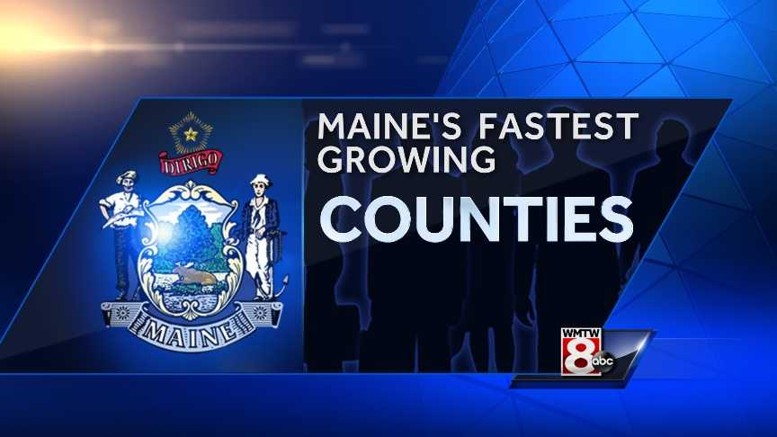 According to new Census data only 5 Maine counties saw increases in population from 2014 to 2015. Check out which counties gained and lost the most people.
