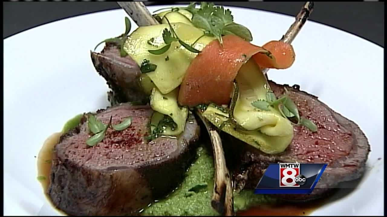 A Portland spot is offering up Mediterranean fare. News 8's Jim Keithley takes us there in this Morning Menu.