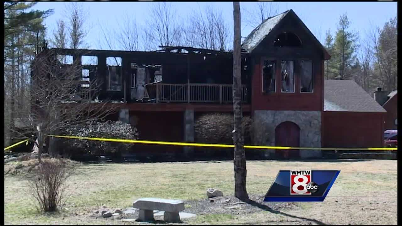 The home of a decorated veteran and his family has been destroyed in an early Sunday morning fire in Sabattus.
