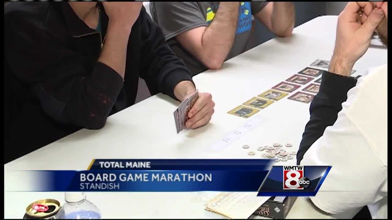 In it's third year, the Chits & Bits Board Game marathon is raising money for the Barbara Bush Children's Hospital. News 8's Morgan Sturdivant talks with the organizers of this 24 hour event.