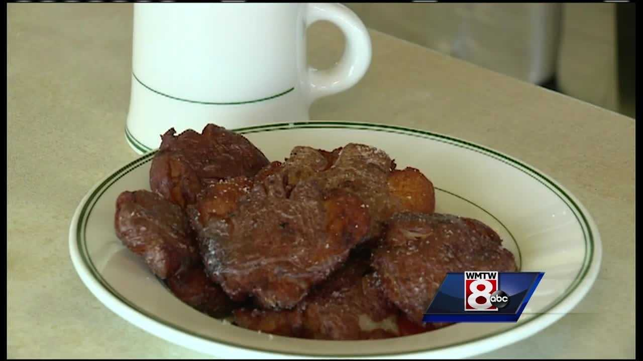 The guys that own Biddeford's Palace Diner have worked in upscale restaurants and now they've upped the game when it comes to breakfast food. News 8's Jim Keithley takes us there in this Morning Menu.