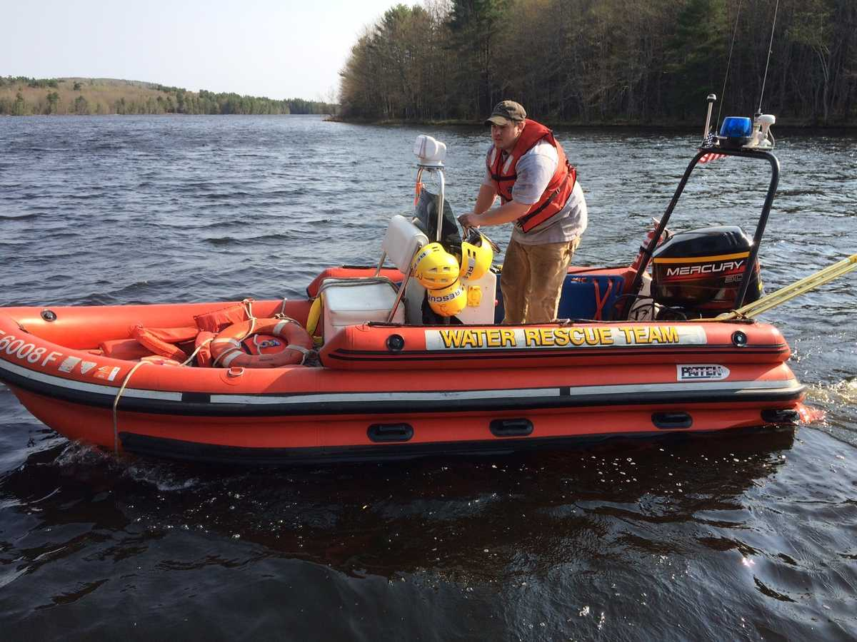 Six Rescued From Androscoggin River After Initial Rescue