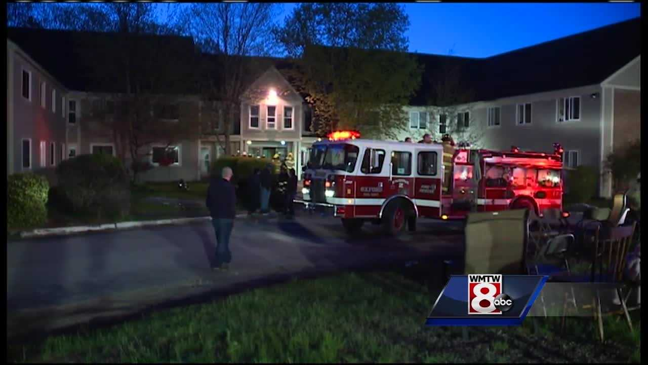 One woman has died and another is in critical condition following an early morning fire in Oxford Saturday. WMTW News 8's Katie Thompson has the latest from Oxford.