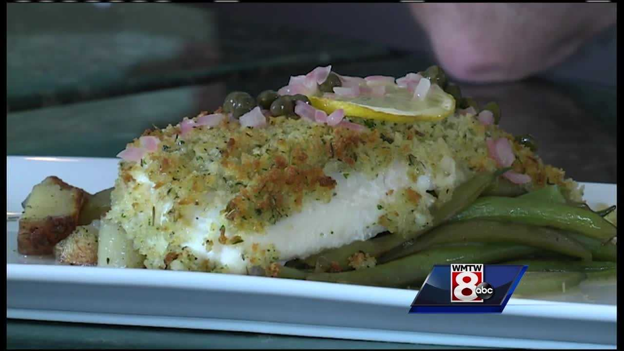 In this weekend's Morning Menu, News 8's Jim Keithley takes us to an old Lewiston railroad station that's serving up some great dishes.