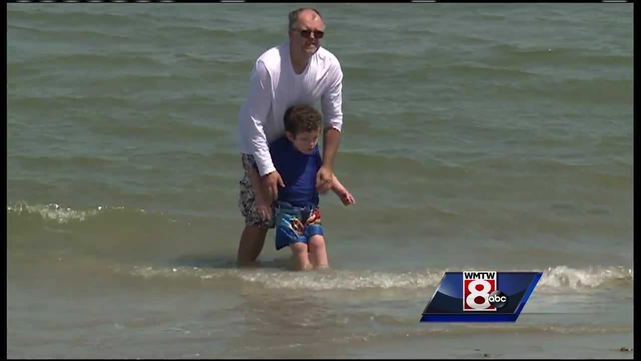 Dads could spend the day at Maine State Parks for free this Father's Day.