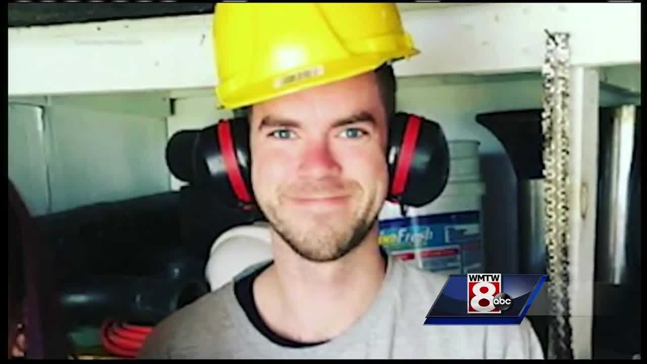 A body recovered from Portland Harbor Wednesday morning has been tentatively identified as 23-year-old Matthew Foster, of Scarborough, who had been missing since June 10.