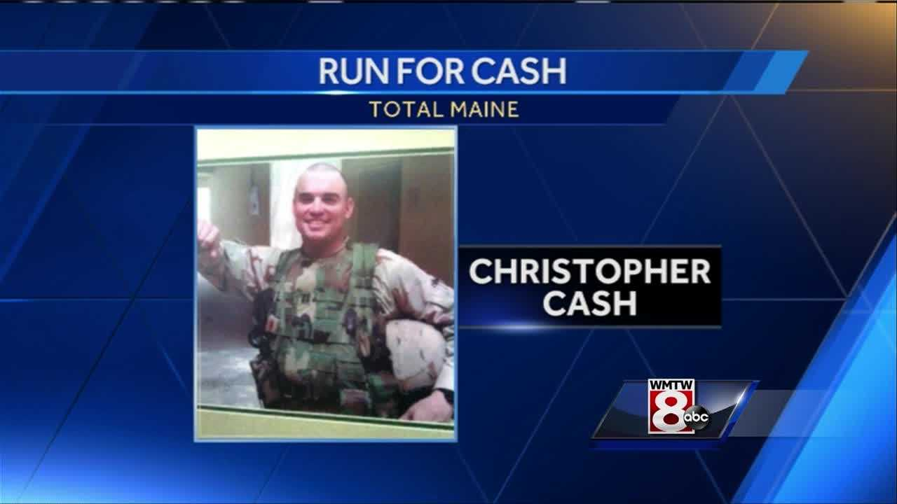 Hundreds of runners are taking part in a memorial 5K to raise money for a scholarship in the name of Capt. Christopher Cash. News 8's Courtney Sturgeon talks with organizers of the Run for Cash