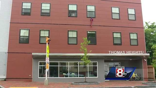 18-unit affordable housing complex opens in Portland