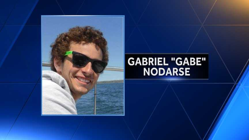 Gabriel 'Gabe' Nodarse, 19, of Saco has been found unharmed.