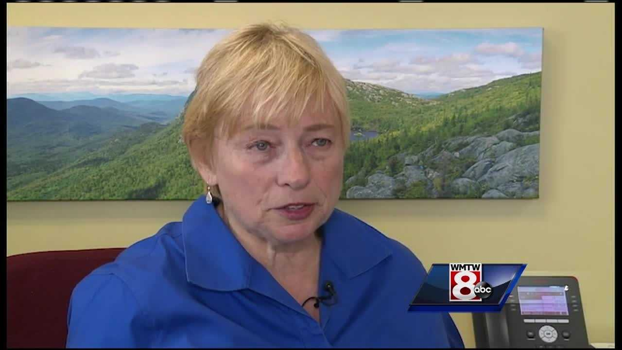 """Maine Attorney General Janet Mills is raising awareness for prescription drug abuse through a new TV campaign called """"A Dose of Reality."""""""