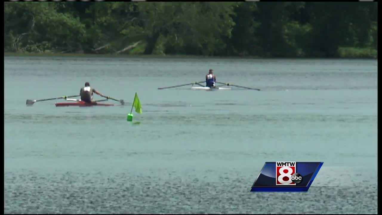 The Merrymeeting Community Rowing Association hosted one of Maine's largest regattas at the Cow Island Classic/Maine State Championship.