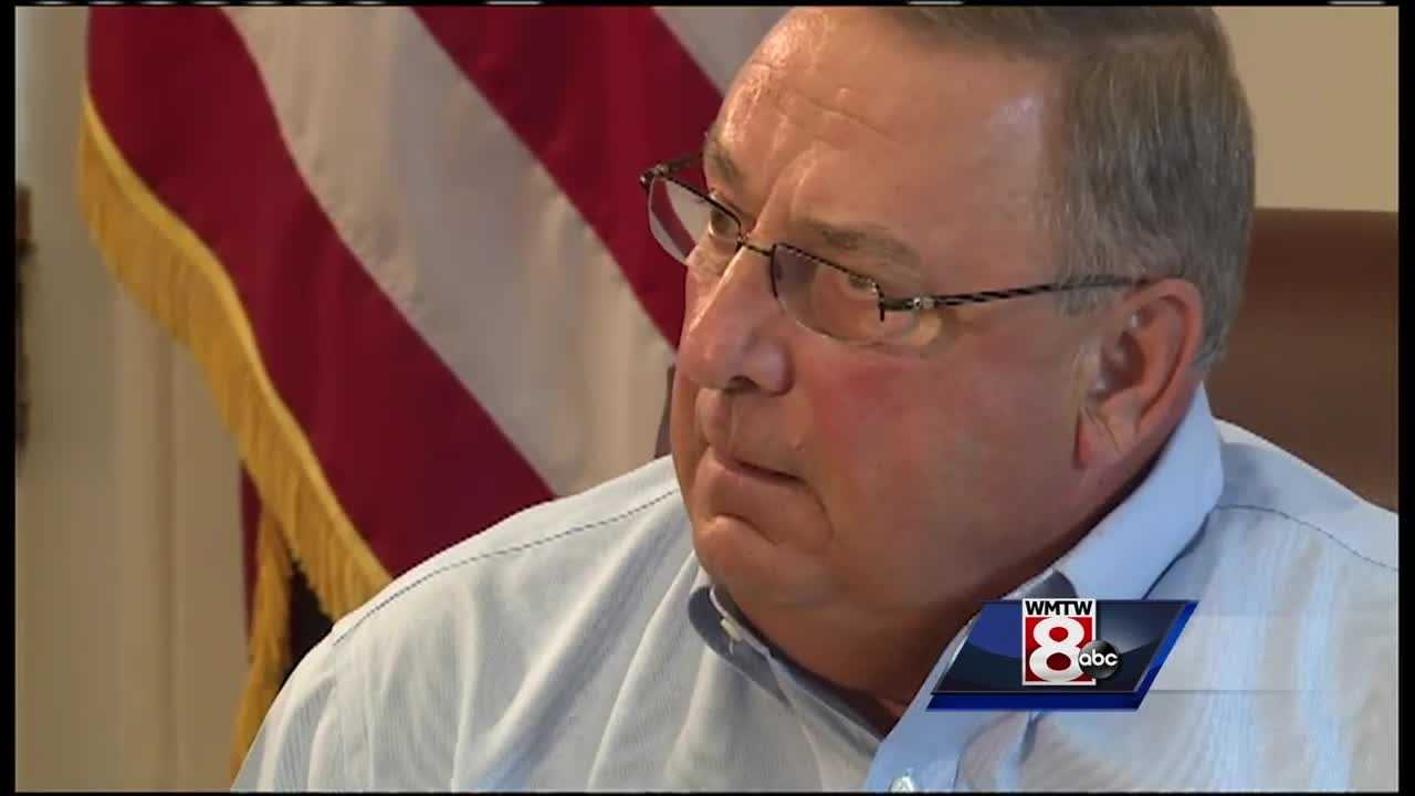 Maine-native and author Stephen King is weighing in on Gov. Paul LePage's comments about race.
