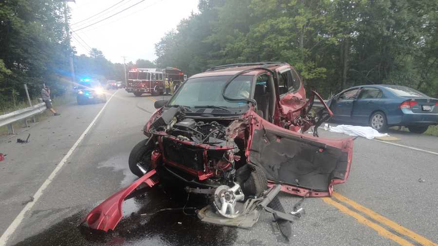 One Person Killed In Route 196 Crash In Topsham