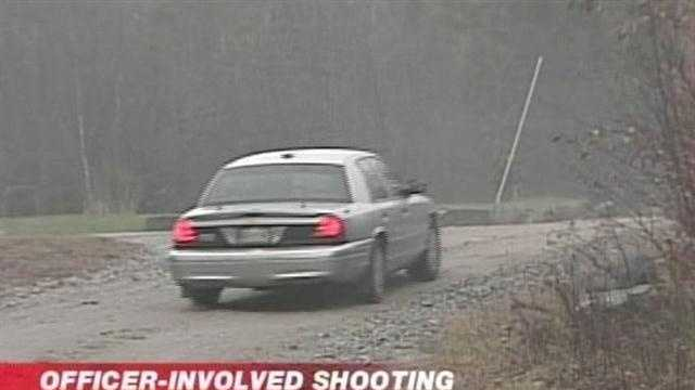 The Maine Attorney General's Office continues its investigation of the fatal shooting of a Lewiston police officer by a game warden on Thursday morning.